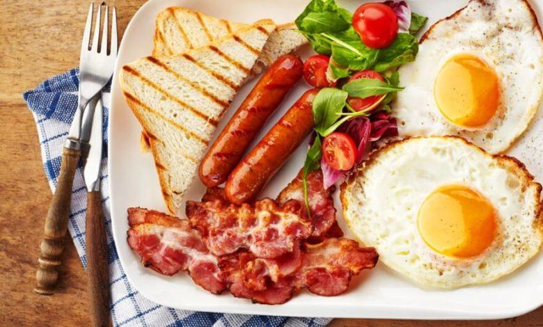 البروتين في وجبة الفطور يساعد على انقاص الوزن