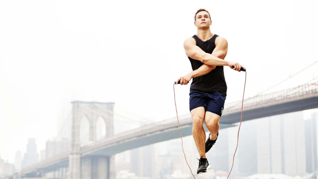 Jump Rope Jumping Rope High intensity exercise rope