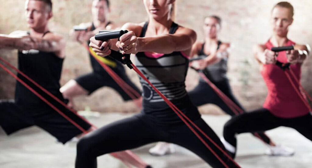 Resistance Bands Arm Exercises - An overview of elastic resistance bands