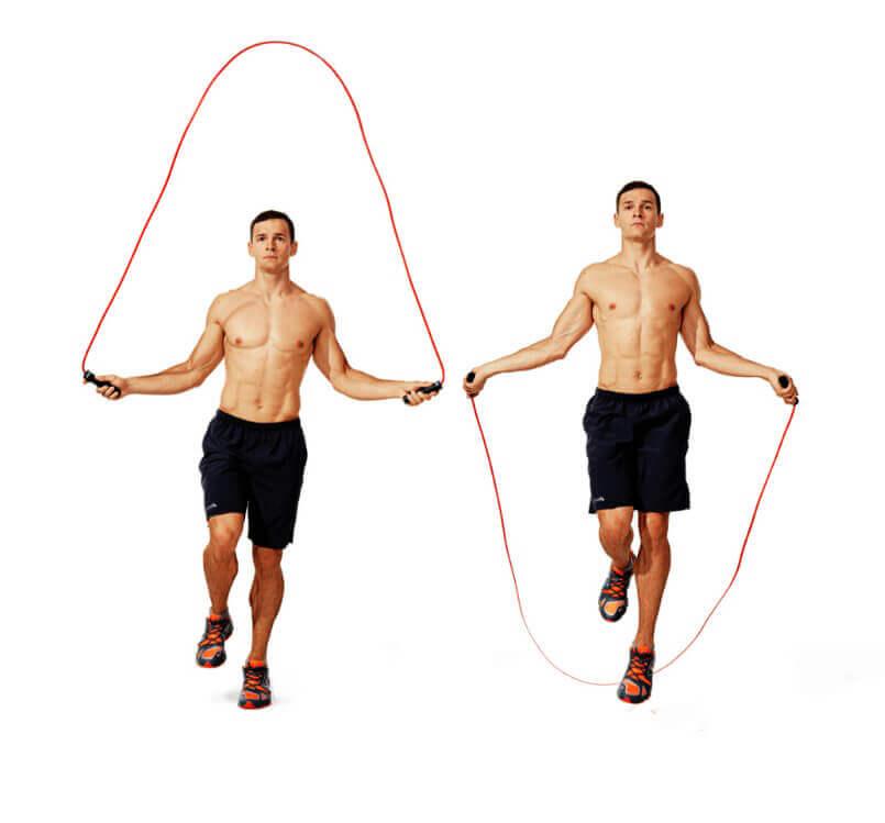 Cardio: Jump rope