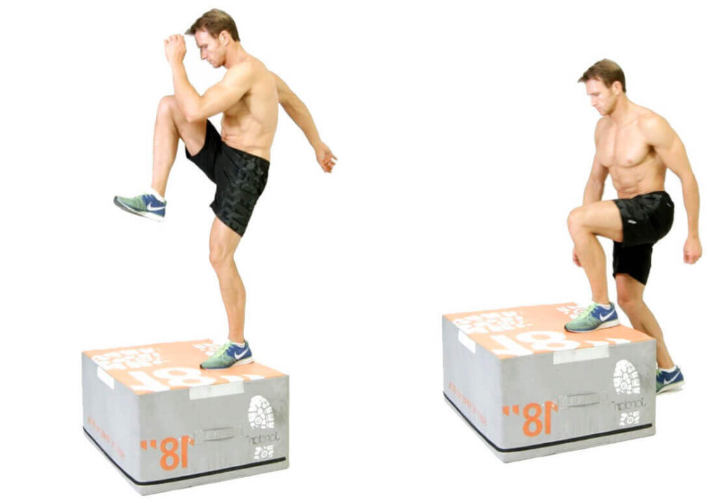 Cardio Exercise High-Intensity Interval Training (HIIT)